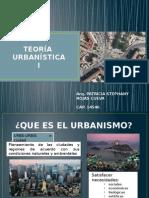 Urbanismo by Arq. Patricia Rojas