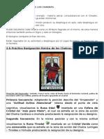 Resignacion Runica de Los Chakras Еязеъс
