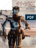 Character Folio - 41-VEX