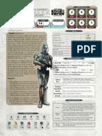 Character Folio - CH-1