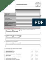 SSYMA-P-03 02-F01 Homologación de Empresas Contratistas