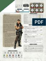 Character Folio - Matwe