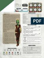Character Folio - Sinoca Meeku