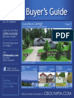 Coldwell Banker Olympia Real Estate Buyers Guide July 11th 2015