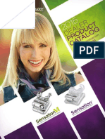Ortho Technology Dealer Product Catalog 2015