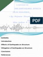 earthquke tremor ppt