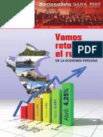 Boletín Nº 24 del Grupo Parlamentario Nacionalista Gana Perú