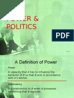 Power & Politics (Colg)