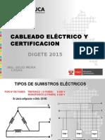 Ppt Cableado Electrico 2015 Elaborado por Ing. Julio Mera Casas