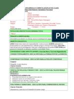 Plan de Clase Profocom 4º Prim - Copia