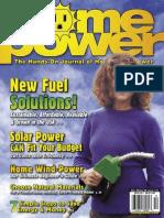 Home Power Magazine - Wind Power Basics