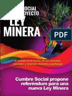 Memoria Cumbre Ley Mineria LPZ-bol