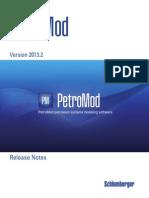 PetroMod2013 Manual Completo