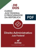 60014 Guia de Estudos Direito Administrativo Juiz Federal