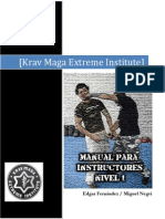 Manual Instructores Krav Maga Extreme Institute