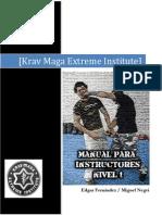 Manual Instructores Krav Maga Extreme Institute
