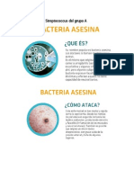 Bacteria Asesina Streptococcus del grupo A.docx