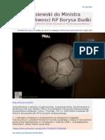 Stefan Kosiewski do Ministra Sprawiedliwosci RP Borysa Budki PDO153 ZR545 recycled from FO42