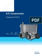 DENSO A/C components
