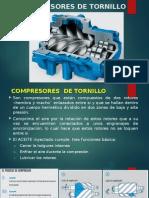 3. Compresores de Tornillo