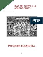 Procesión Del Corpus