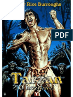 Tarzan, O Invencivel - Tarzan - - Edgar Rice Burroughs