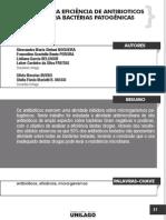 ESTUDO DA EFICIÊNCIA DE ANTIBIOTICOS CONTRA BACTÉRIAS PATOGÊNICAS.pdf