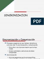 3. Sincronizacion
