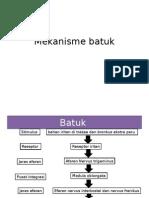 Mekanisme Batuk