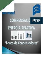 Compensacion Energia Reactiva