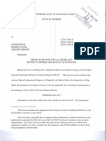 Mathew Ajibade Case (Full list of documents)