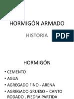 Clase Hormigón Armado - Tecnología - 2013