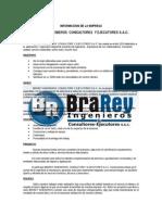 Informacion de La Empresa Brarey Ingenieros s.a.c.