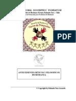 7- Antecedentes Míticos y Filosóficos de Biodanza