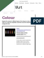 Colour _ Chemistry and Art _ RSC