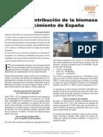 Rotunda Contribucion de La Biomasa
