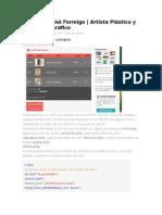 Blog de Daniel Formigo Carrito