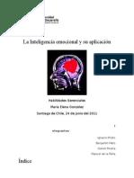 La Inteligencia Emocional y Su Aplicación-1