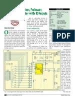 114-115 DIY AC-DC Signal Mixer July 15