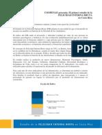 Resumen Ejecutivo FIB 2015