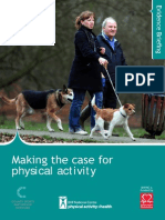 Making the Case for Physical Activity