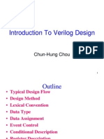 Introduction to Verilog Design