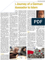Diary of a German Muslim