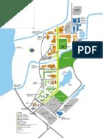 UC Merced Campus Map