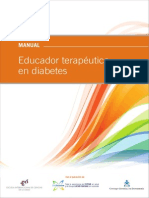 Educador Terapeutico Diabetes
