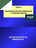 Curso Valorizacion Minas 2