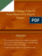 Median Filters | Euclidean Vector | Median