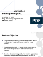 EAD Lecture1.1 - Introduction to EAD Module