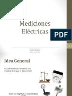 Clase Mediciones Eléctricas