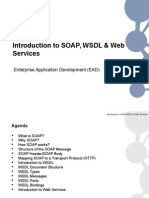 EAD Lecture 5 - Introduction to SOAP,WSDL & Web Services (1)